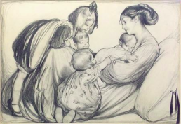 One of Rose's many drawings.